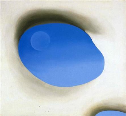Georgia O'Keeffe, Pelvis IV, 1944