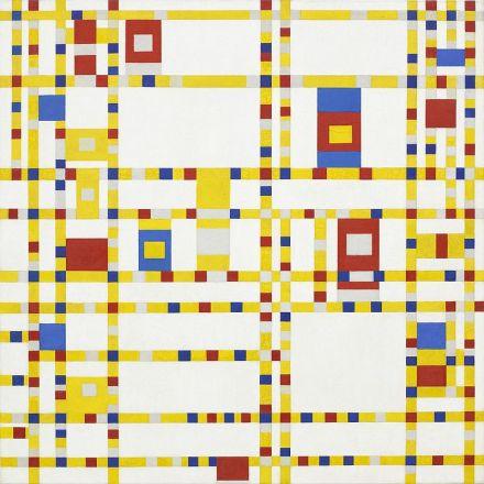 Piet_Mondriaan,_1942_-_Broadway_Boogie_Woogie