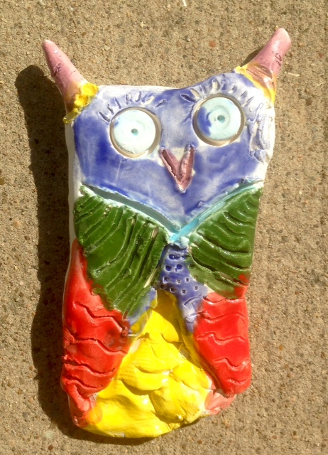 2nd Grade Owl Art Projects